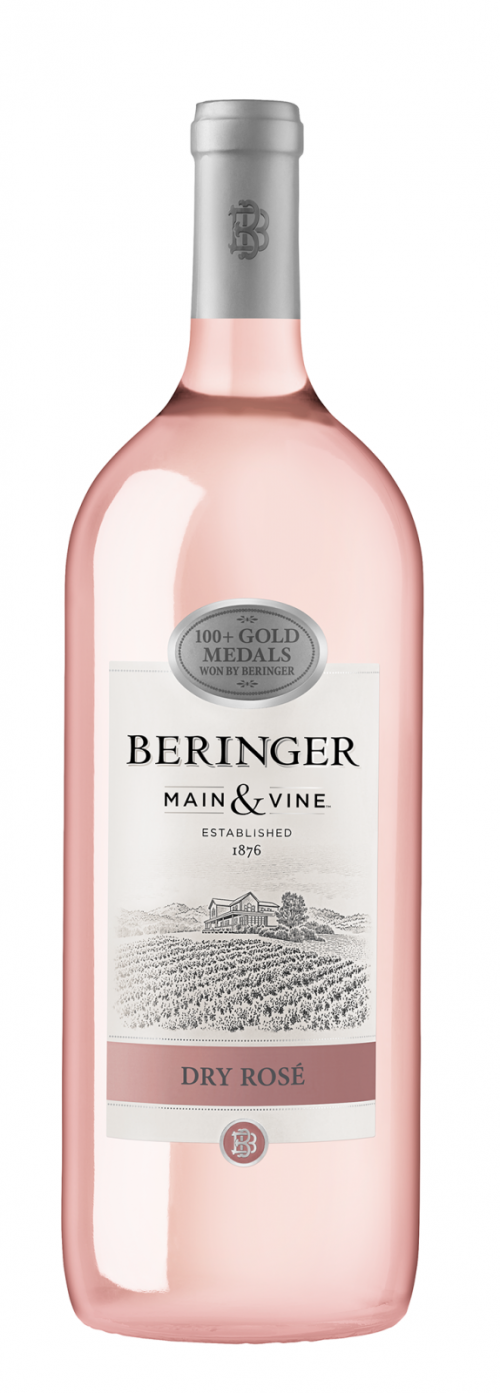 Beringer Main & Vine Dry Rose 1.5L NV