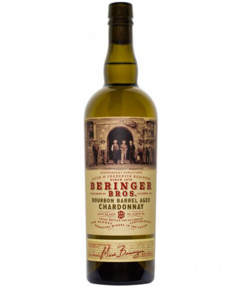 2016 Beringer Bros Bourbon Barrel Chardonnay 750ml