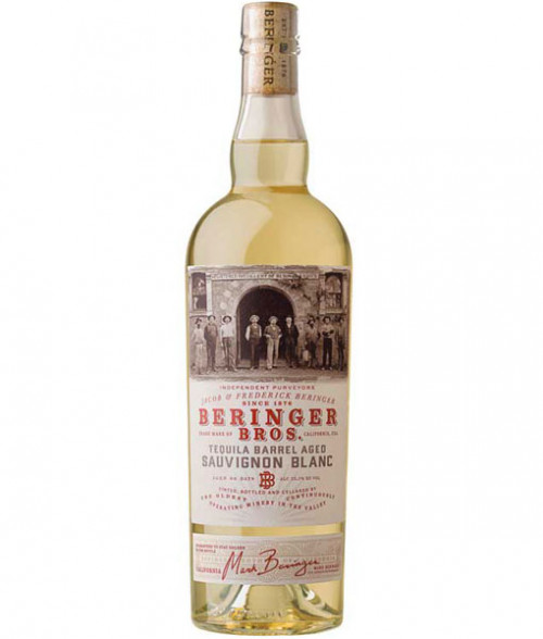 2017 Beringer Bros Tequila Barrel Aged Sauvignon Blanc 750ml