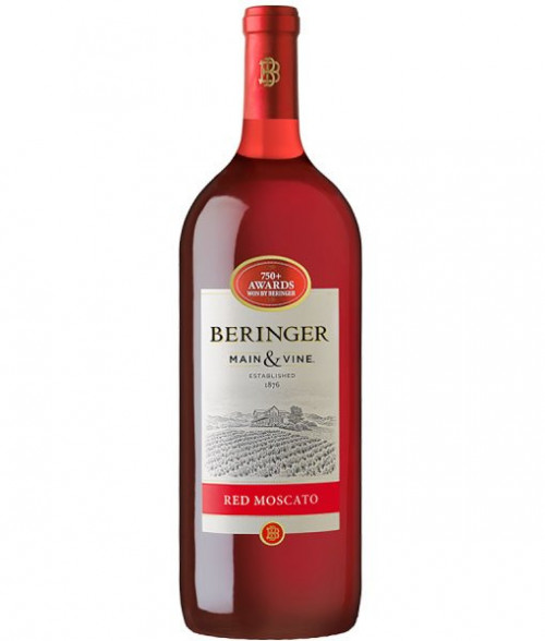 Beringer  Main & Vine Red Moscato 1.5L NV