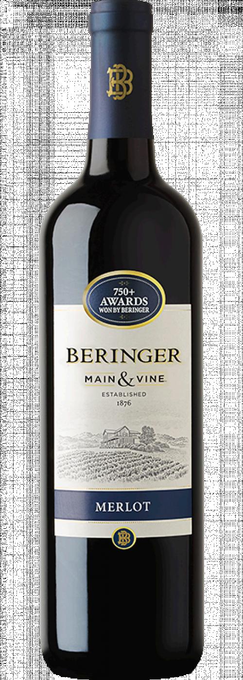 Beringer Main & Vine Merlot 750ml