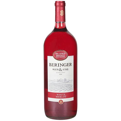 Beringer Main & Vine White Merlot 1.5L NV