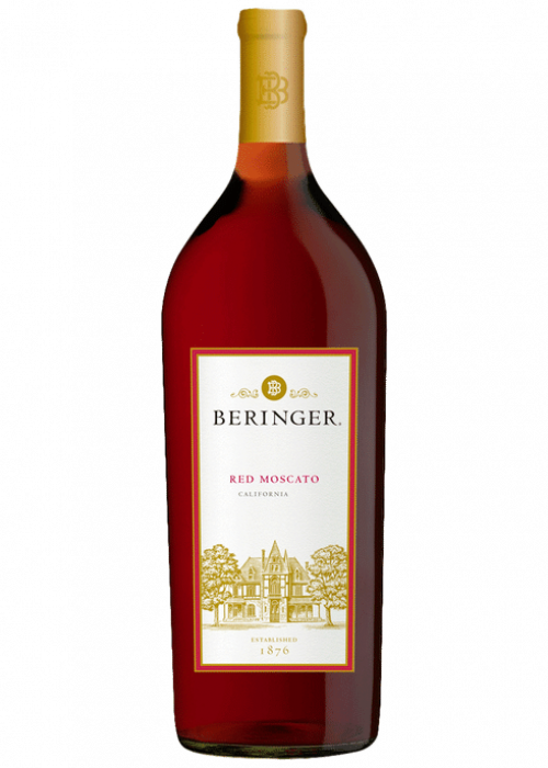 Beringer Main & Vine Red Mosc 750Ml