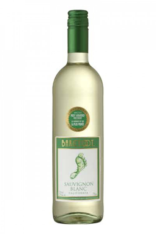 Barefoot Sauvignon Blanc 750ml NV