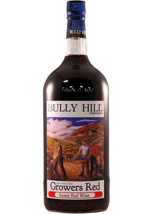Bully Hill Growers Red 1.5L NV