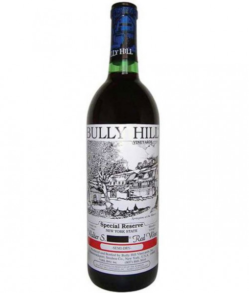Bully Hill Walter S. Red 750ml NV