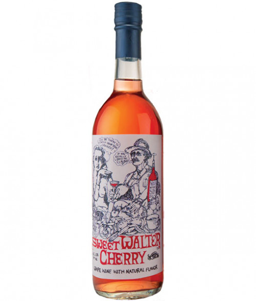 Bully Hill Sweet Walter Cherry 750Ml NV