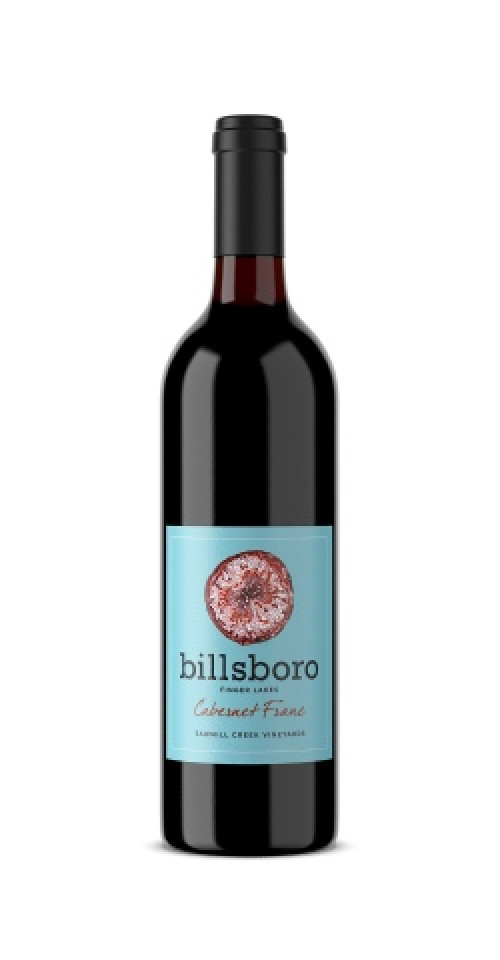2017 Billsboro Cabernet Franc 750ml