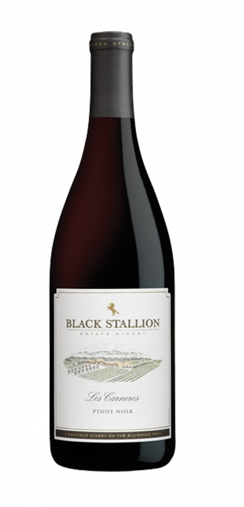2018 Black Stallion Los Carneros Pinot Noir 750Ml