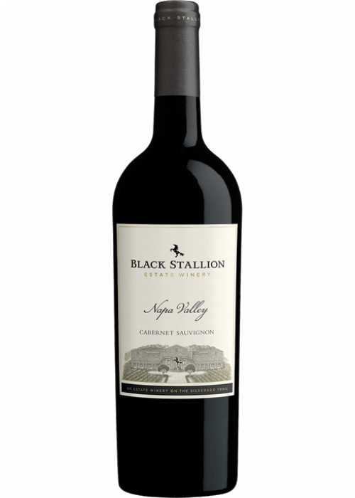 2015 Black Stallion Napa Cabernet Sauvignon 750Ml