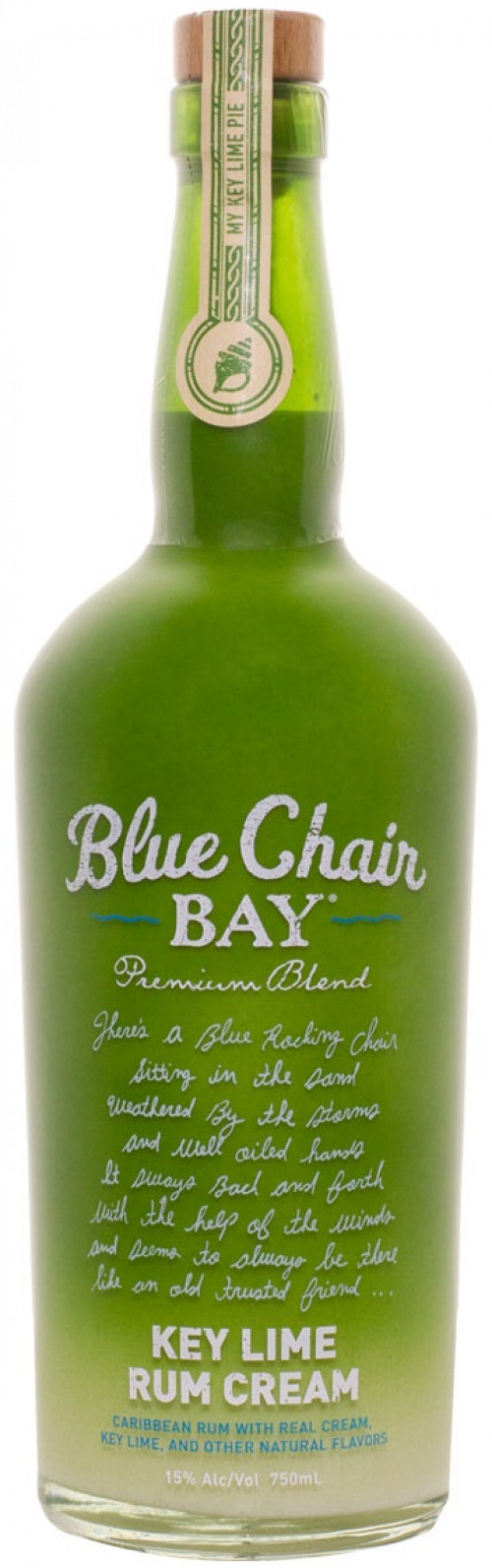 Blue Chair Bay Key Lime Cream 750ml