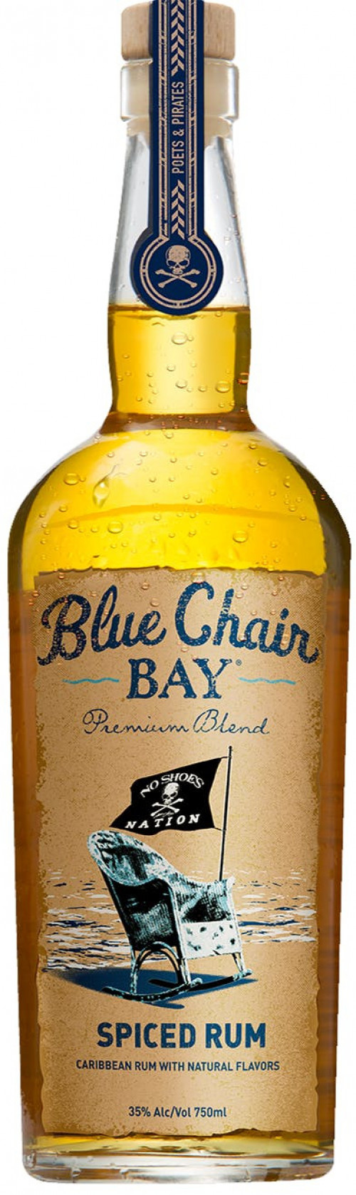 Blue Chair Bay Spiced Rum 1.75L