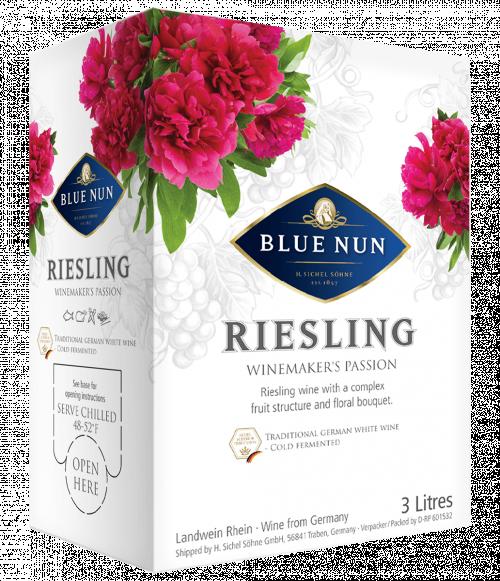 Blue Nun Riesling 3L Box NV