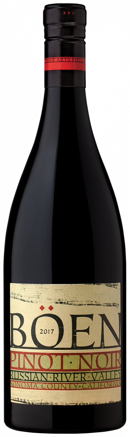 2017 Boen Russian River Pinot Noir 750Ml