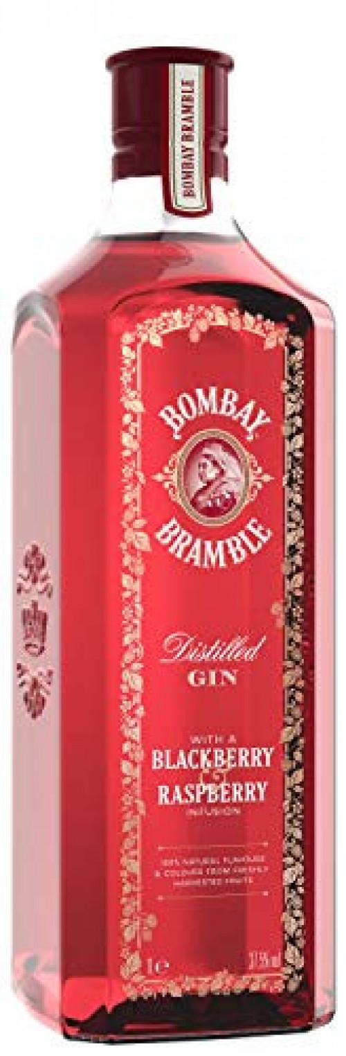 Bombay Bramble Blackberry & Raspberry Gin 1L