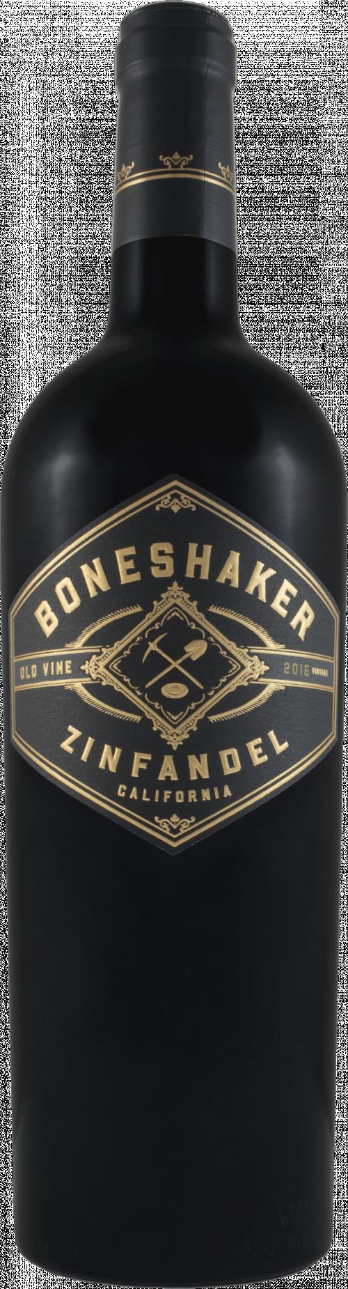 2018 Boneshaker Zinfandel 750ml