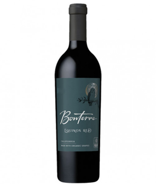 2016 Bonterra Equinox Red 750ml