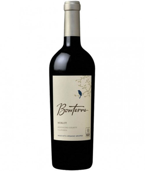 Bonterra Merlot 750ml NV