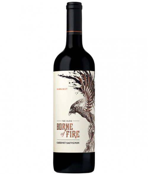 2017 Borne Of Fire Cabernet Sauvignon 750ml