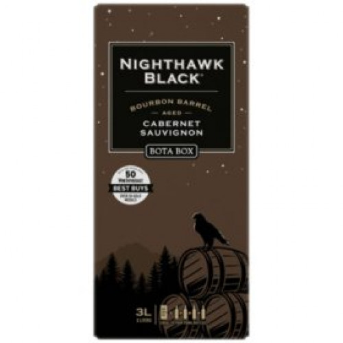 Bota Box Nighthawk Bourbon Barrel Cabernet Sauvignon 3L NV