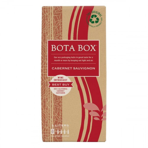 Bota Box Cabernet Sauvignon 3L NV