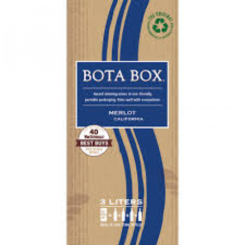 Bota Box Merlot 3L NV