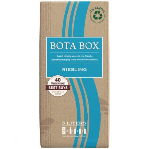 Bota Box Riesling 3L NV