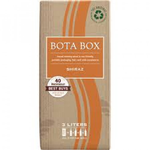 Bota Box Shiraz 3L NV