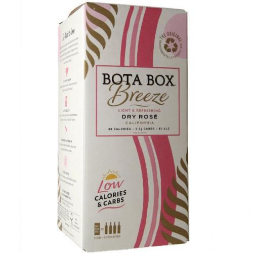Bota Box Breeze Dry Rose 3L Box NV