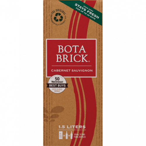 Bota Brick Cabernet Sauvignon 1.5L Box NV