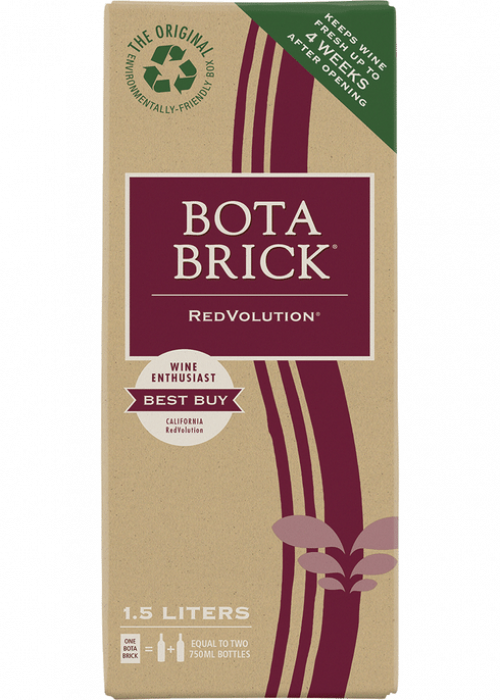 Bota Brick Redvolution 1.5L Box NV