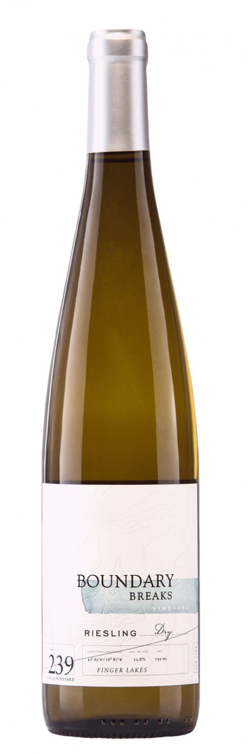 2018 Boundary Breaks No. 239 Dry Riesling 750ml
