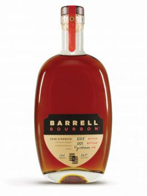Barrel Craft Bourbon Cask Strength Batch 025 113.4 Proof