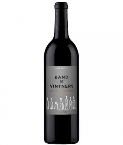 2018 Band of Vintners Consortium Cabernet Sauvignon Napa 750ml