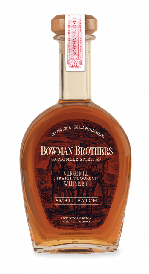 Bowman Brothers Bourbon Small Batch 750ml