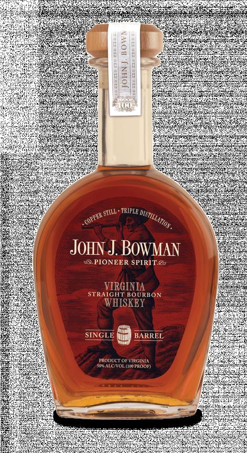 John J Bowman Single Barrel 750ml