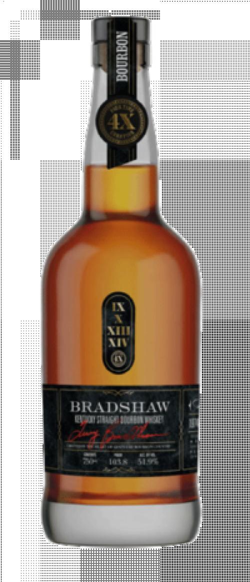 Bradshaw Kentucky Straight Bourbon Whiskey 750ml