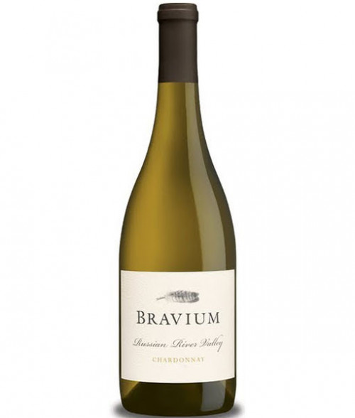 2018 Bravium Russian River Chardonnay 750ml