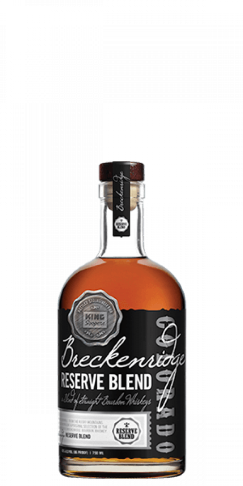 Breckenridge Lisa's Reserve Blend Bourbon Whiskey 750ml