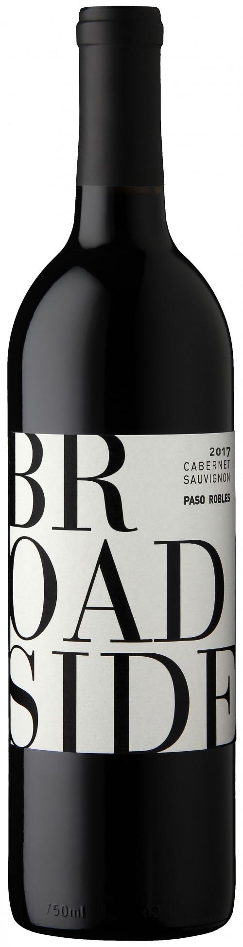 2017 Broadside Paso Cabernet Sauvignon 750ml