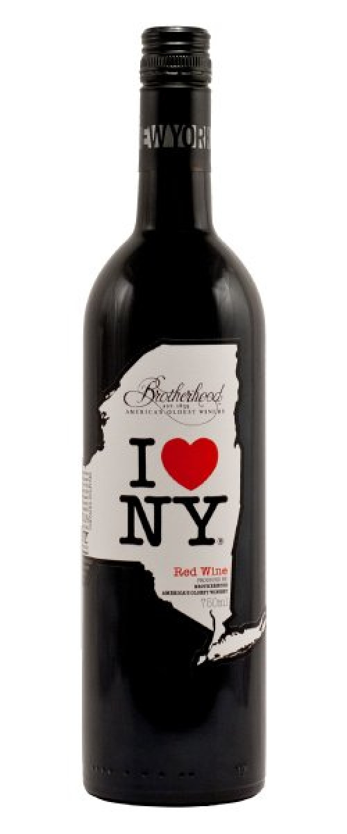Brotherhood I Love NY Red 750ml NV