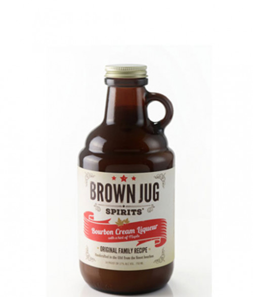 Brown Jug Bourbon Cream 750