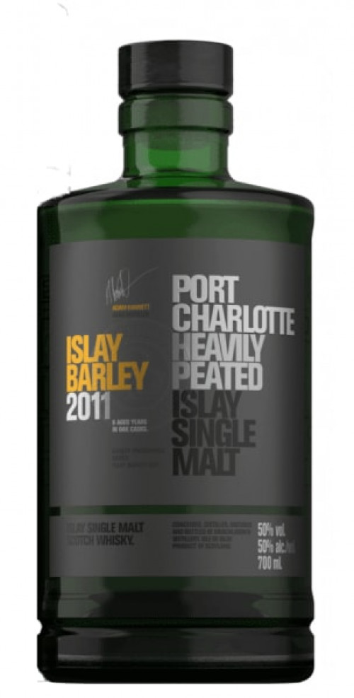 Bruichladdich Port Charlotte Islay Barley Heavily Peated Islay Single Malt 750Ml