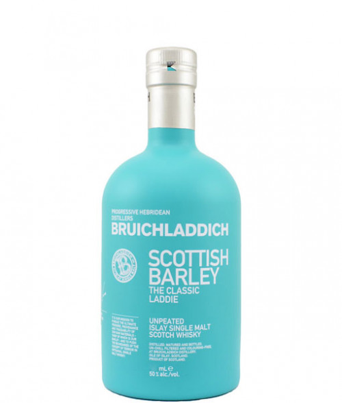 Bruichladdich Scottish Barley The Classic Laddie Scotch 750ml