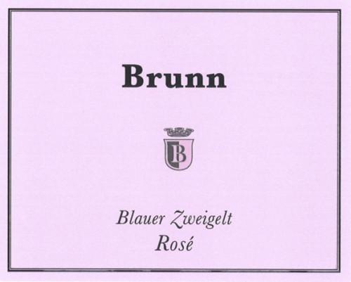 2019 Brunn Rose Zweigelt 1L