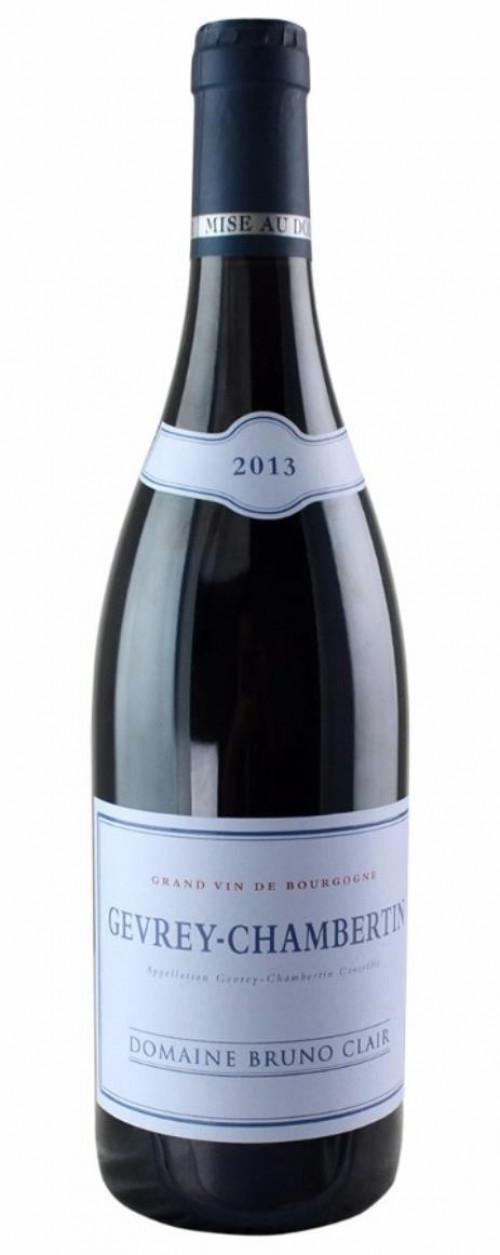 2015 Domaine Bruno Clair Gevrey-Chambertin 750ml