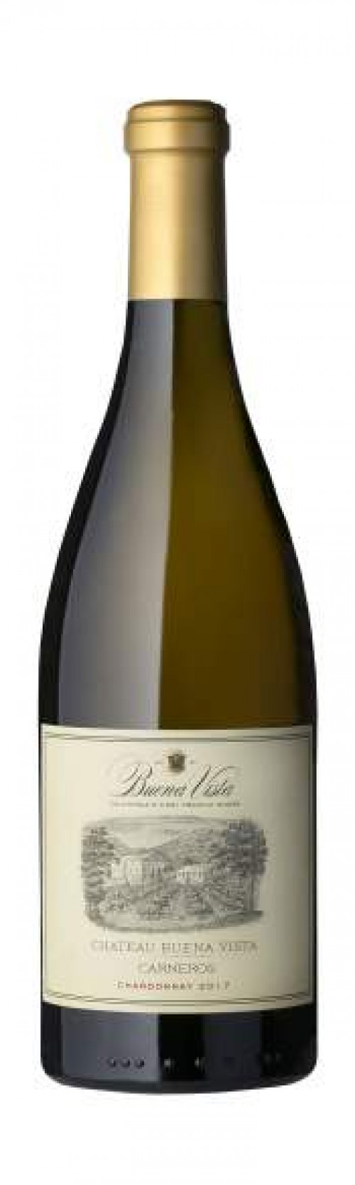 2017 Buena Vista Chateau Buena Vista Carneros Chardonnay 750Ml
