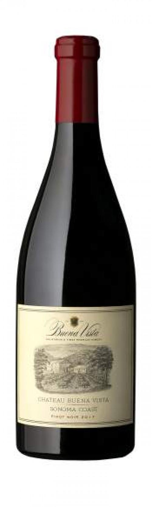 2017 Buena Vista Chateau Buena Vista Sonoma Pinot Noir 750ml
