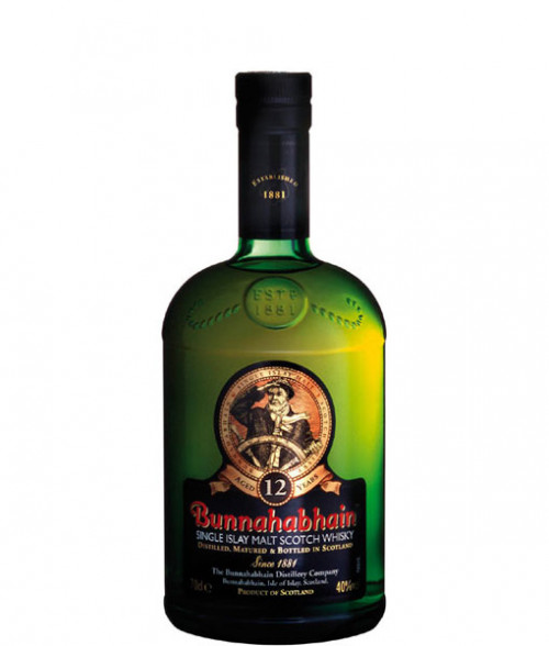 Bunnahabhain 12Yr Islay Single Malt 750Ml