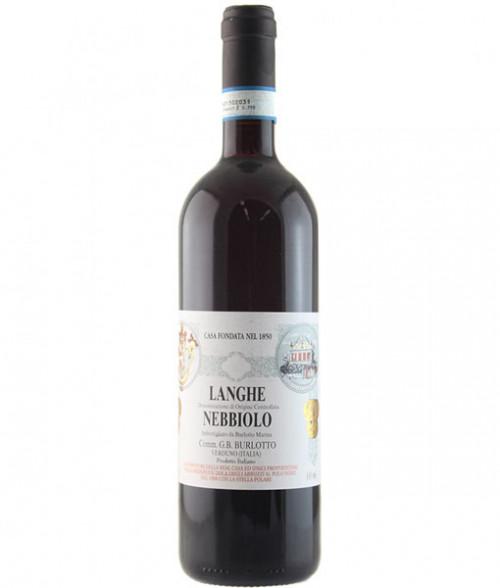 2018 Burlotto Nebbiolo 750Ml